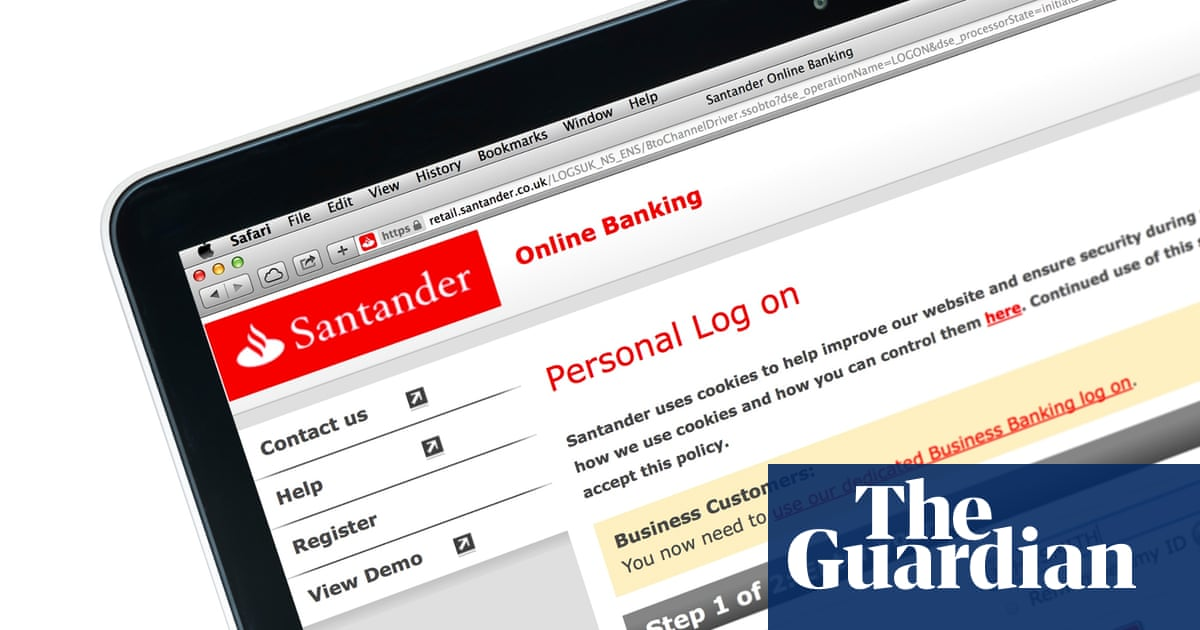 All You Need To Know About Santander Business Online Banking