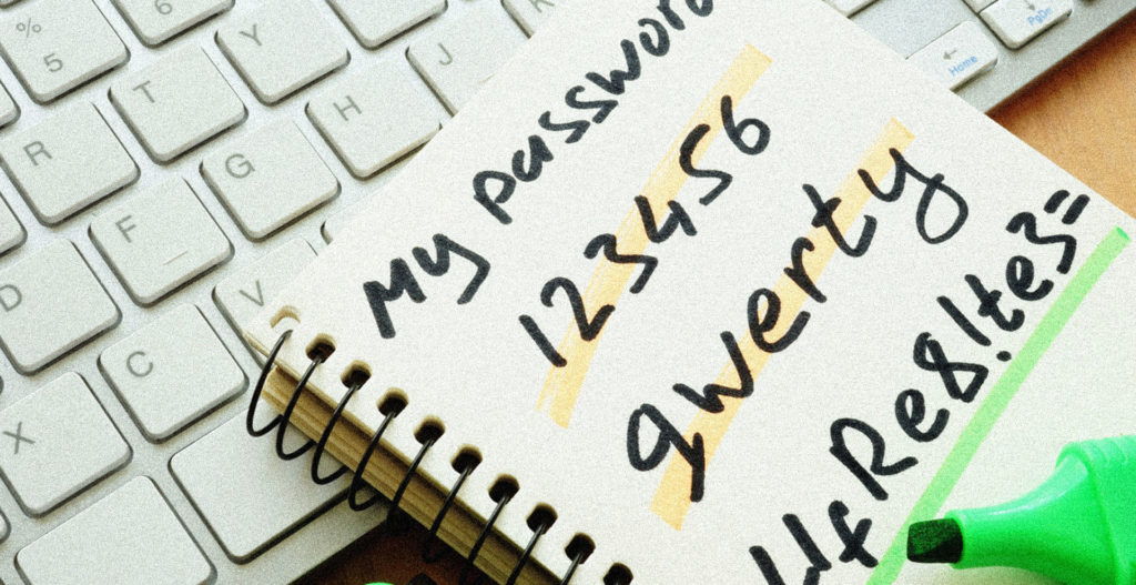 Think Of A Right Password
