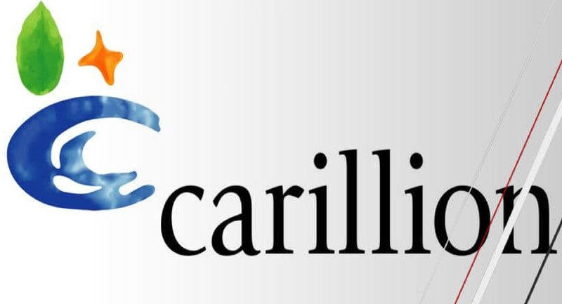 carillion share price