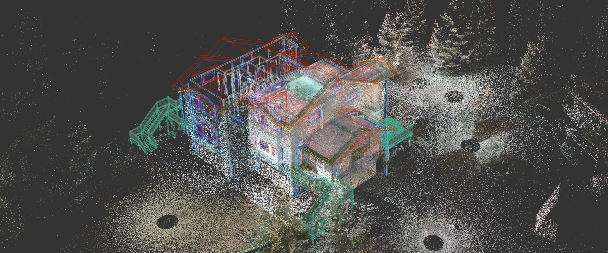 All About Point Cloud Surveys and 3D Laser Scanning technology